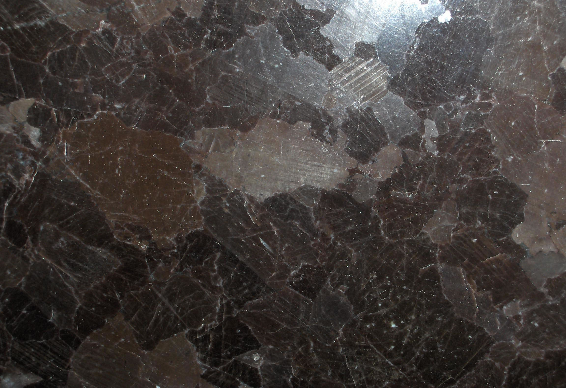 Brown Granite Slabs : Inventory