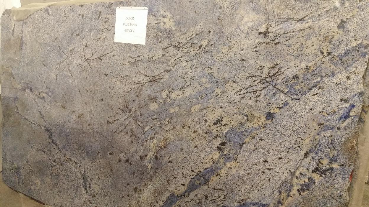Blue Bahia Granite Slab 20Mm