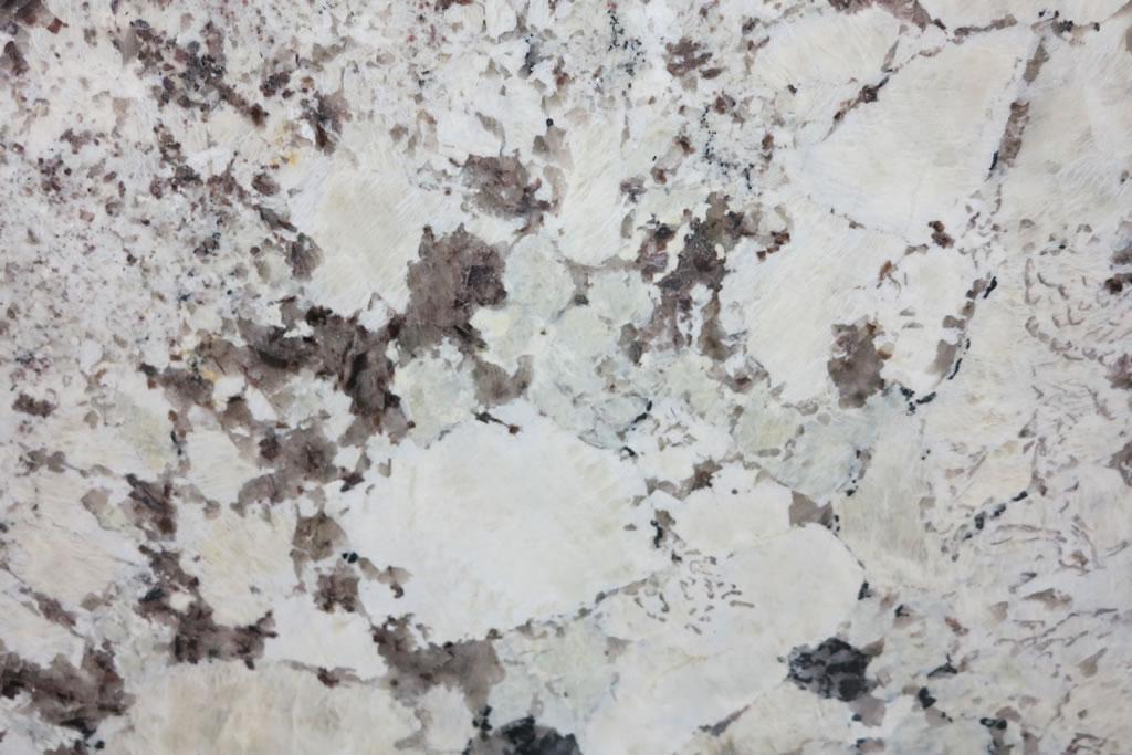 DELICATUS WHITE GRANITE SLAB 30MM