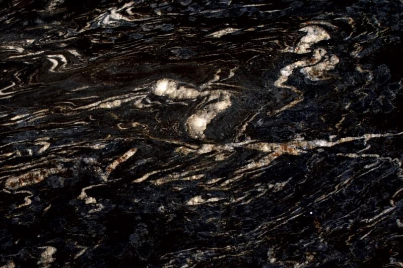 TITANIUM BLACK GRANITE SLABS 30MM